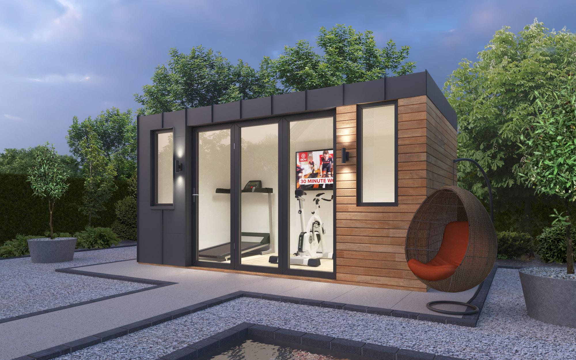 HM Garden Rooms - Shoreditch