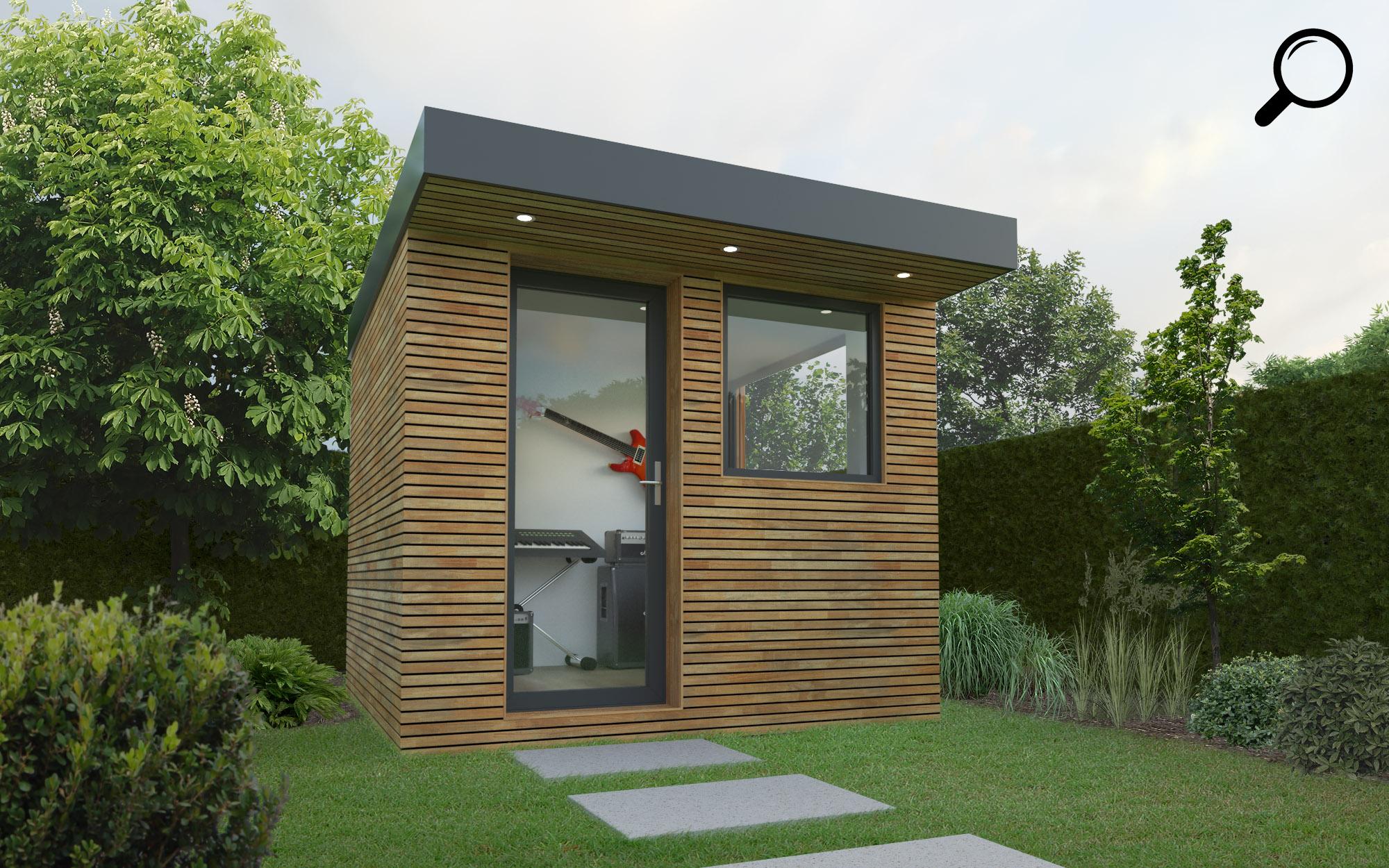 HM Garden Rooms - Pod